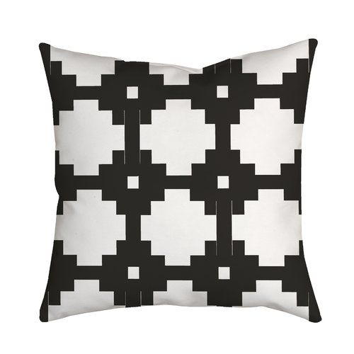 Found it at Wayfair - Essential Connection Geometric Throw Pillow