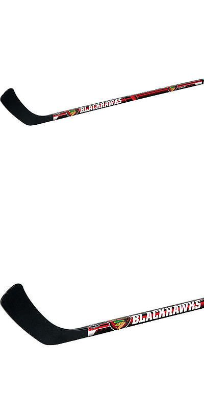Other Ice and Roller Hockey 2911: Franklin Sports Nhl Chicago Blackhawks Left Shot Street Hockey Stick -> BUY IT NOW ONLY: $34.99 on eBay!