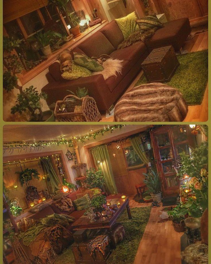 443 Best Images About Elven & Fairy Decor On Pinterest