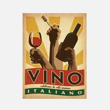 Viva Italia Wine by Andy Gregg