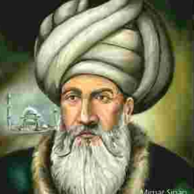"Architect SINAN ( mimar Sinan ) Lived during the Ottoman empire, famous designs such as ""Selimiye and Suleymaniye"" mosques... Among many..."