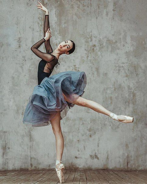 Alexander Yakovlev-Not your ordinary tutu that extends straight out. I like this particular one because it looks scrunched up.