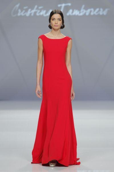 22 robes de soirée longues rouges 2017 : Choisissez votre préférée ! Image: 4
