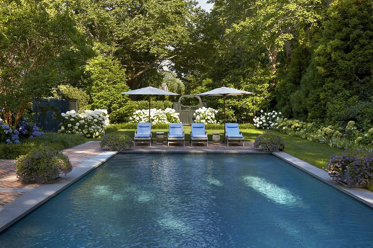 Pool Hollander Design