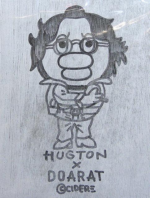 HUGTON × DOARAT