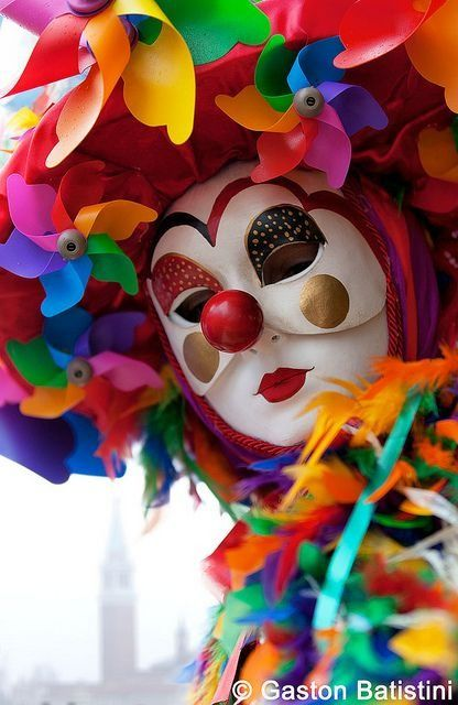 Carnavale, Venezia, Italy                                                                                                                                                                                 Mais