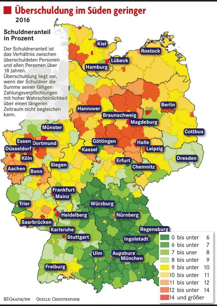 Wirtschaft: Altersarmut: Immer mehrSenioren sind überschuldet - badische-zeitung.de
