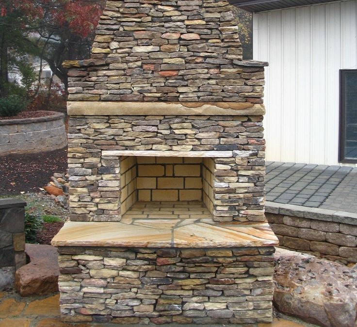 53 best images about Fireplaces & Fire Pits on Pinterest