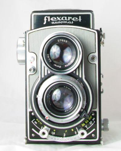 Refurbished Meopta Flexaret VI camera