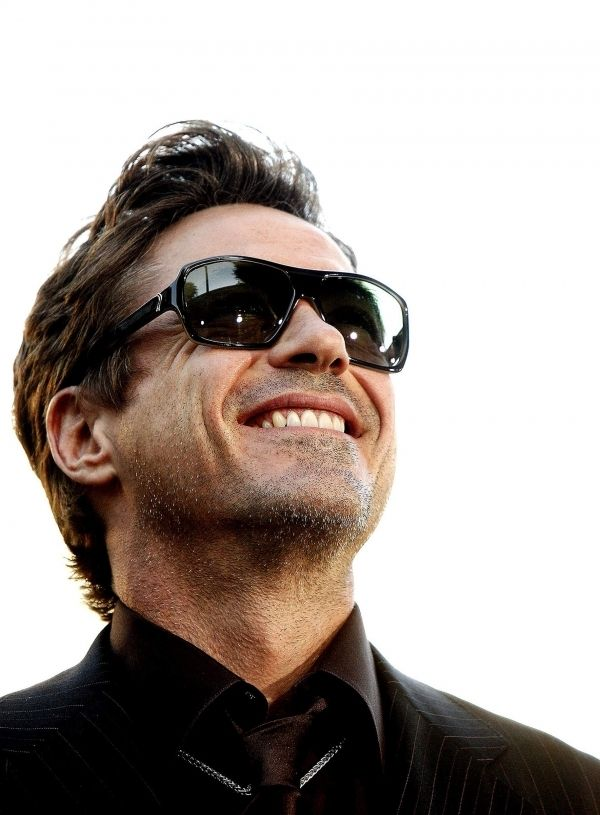 Robert Downey Jr.  by LanJGR