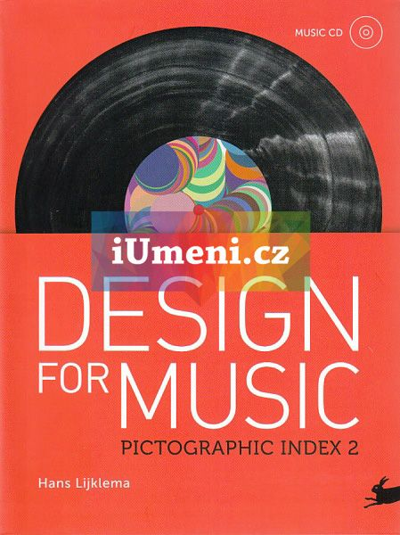 Design for Music - Pictographic index 2 (+CD) - kniha
