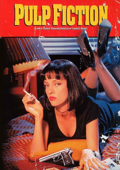 Best Thriller Movies of All Time - 1994 Pulp Fiction
