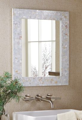 led lighted fall floral garland white wall bathroom