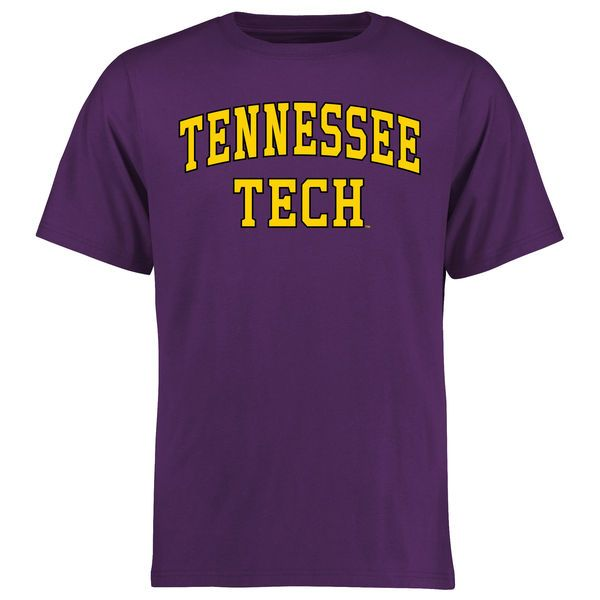 Tennessee Tech Golden Eagles Everyday T-Shirt - Purple - $21.99