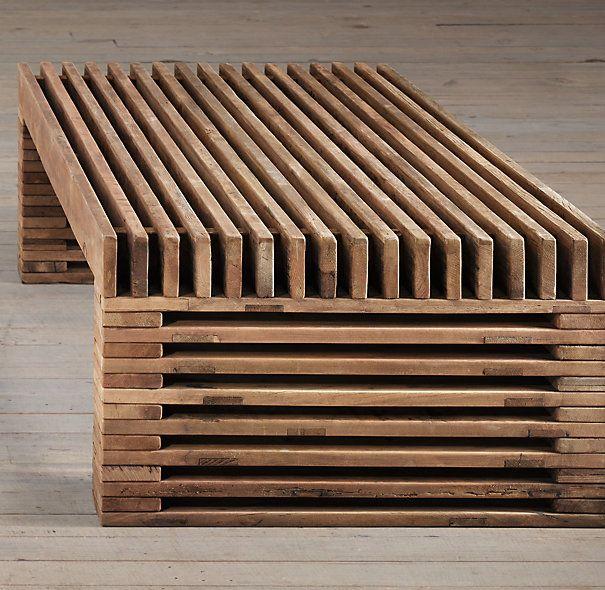 17 Best Ideas About Wood Slats On Pinterest