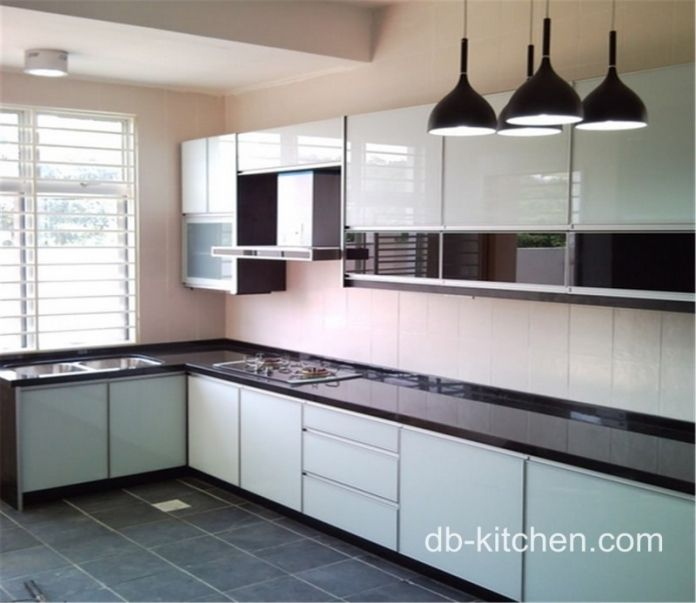 High Gloss Acrylic Kitchen Cabinets High Gloss Kitchen Cabinets High Gloss Kitchen Kitchen Cabinets