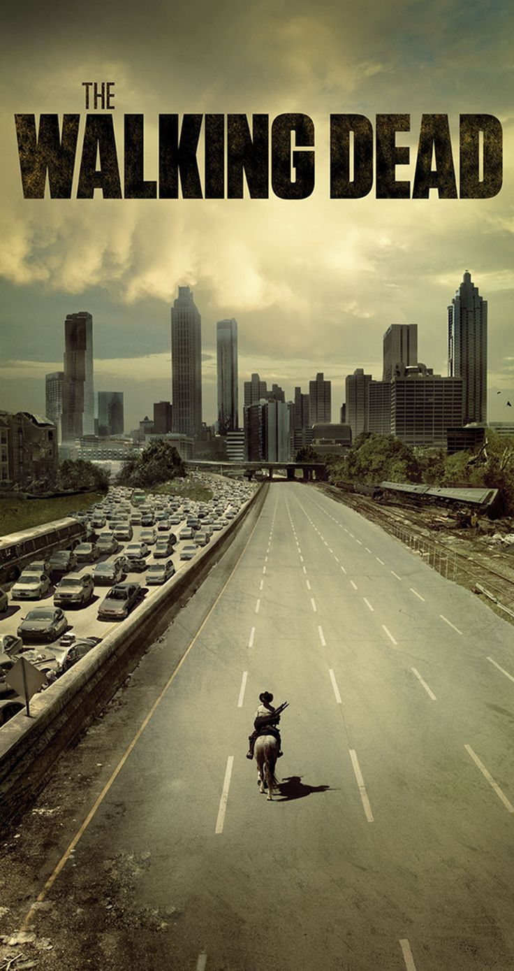 15 best iphone backgrounds #4 - the walking dead images on pinterest