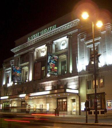 Empire theatre.