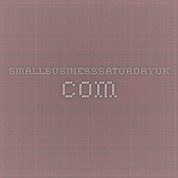 smallbusinesssaturdayuk.com