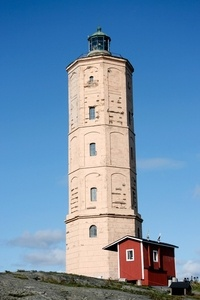 Söderskär lighthouse in Finland