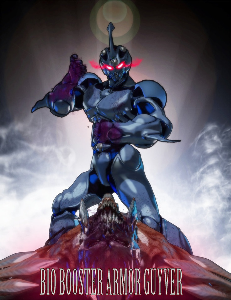 91 Best Images About The Guyver On Pinterest Armors