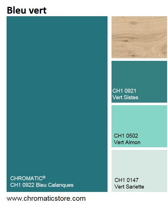 25 nuancier bleu for Couleur vert canard peinture