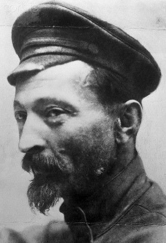 Felix Dzerzhinsky-the first head of the Extraordinary Commission (later the NKVD and KGB). ethnic Poles