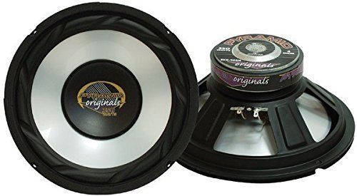 Car Stereo Speakers Audio 6.5-Inch 300-Watts 150W RMS High Power Cone Woofer #Pyramid