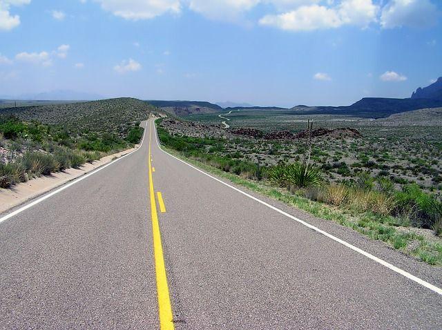 big bend, texas, landscape