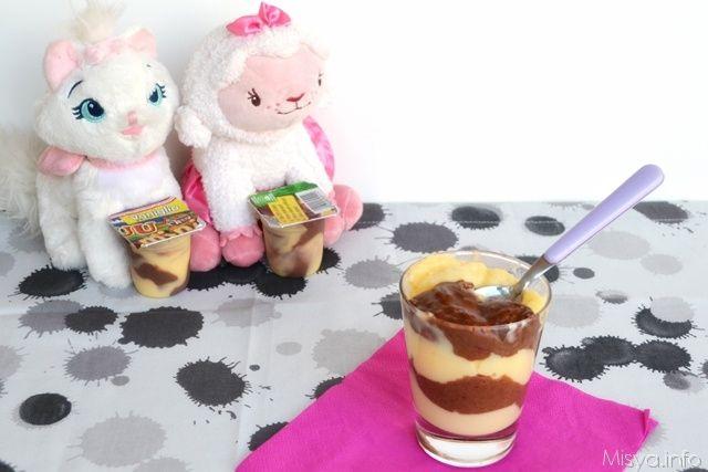 Quando ho preparato il budino alla vaniglia, ho deciso di fare una sorpresa ad Elisa, nonostante non sia molto attratta dai dolci e merendine, è