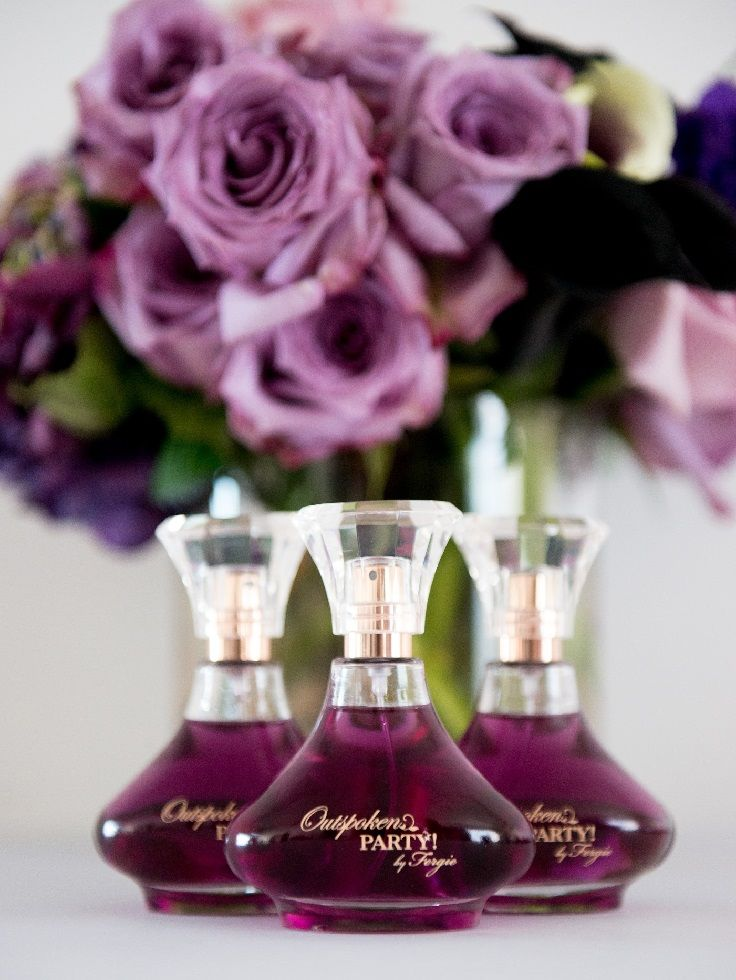 Get the party started! Introducing Outspoken Party! by Fergie! An unforgettable new fragrance with an electrifying mix of pink peony, luscious raspberry and crème brûlée.