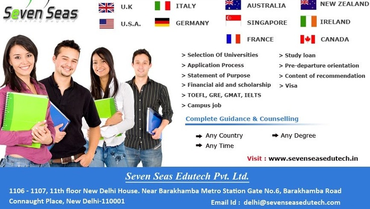 Take more information study abroad Education services Call