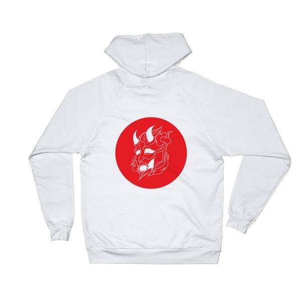 Japanese Demon Hoodie