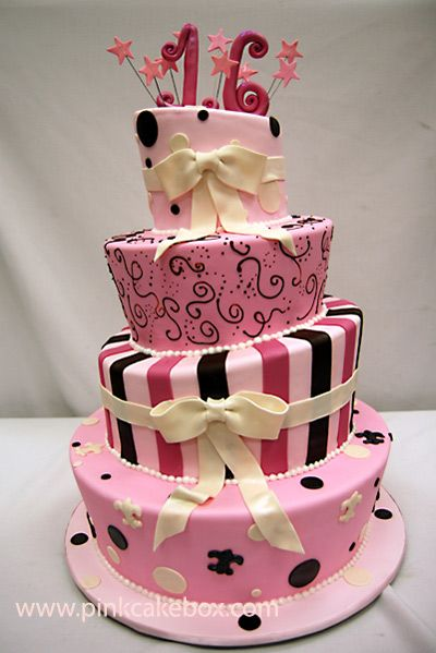 Fun cake idea...