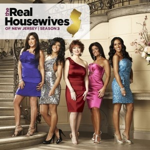 The Real Housewives of New Jersey - my guilty pleasure