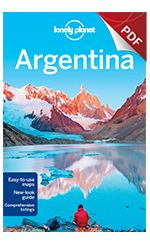 eBook Travel Guides and PDF Chapters from Lonely Planet: Argentina - The Pampas & the Atlantic Coast (PDF C...