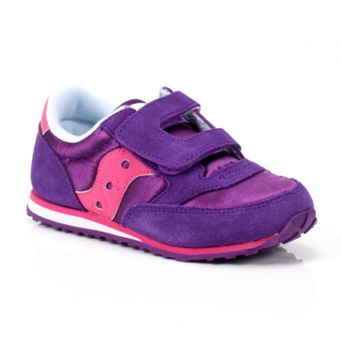 i still have mine (grown up size 7) in red for over 10 years.  saucony baby jazz sneaker 1/2 off original price on Totsy too!