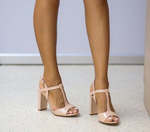 Sandale Kamar Nude