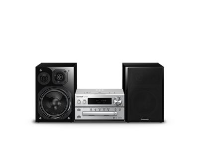 Panasonic SC-PMX9 - Networkable HiFi Micro Audio Speaker System SC-PMX9