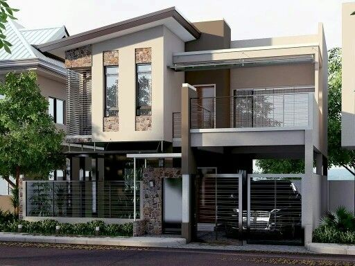 292 best images about philippine houses on pinterest for Modern philippine house designs