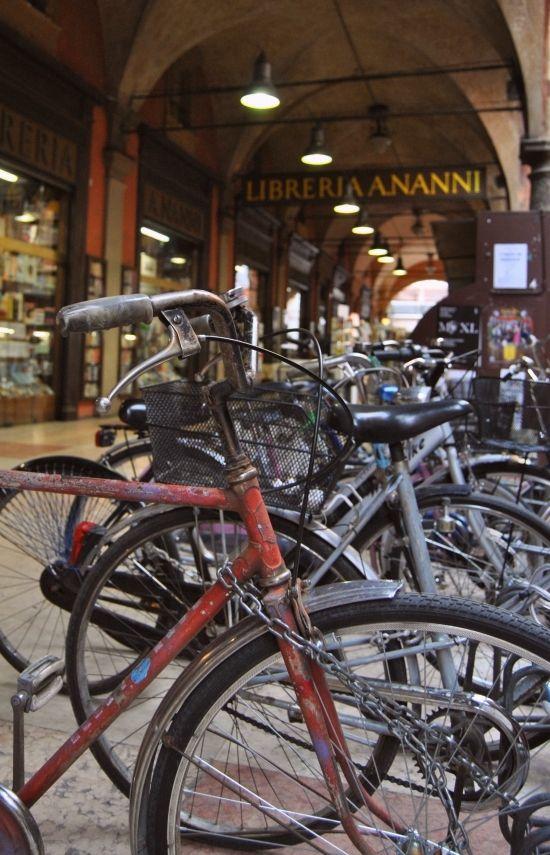Bologna e le bici!