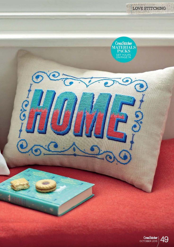 Domestic Bliss Cushions 2/7