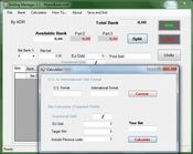 Betting Manager Software