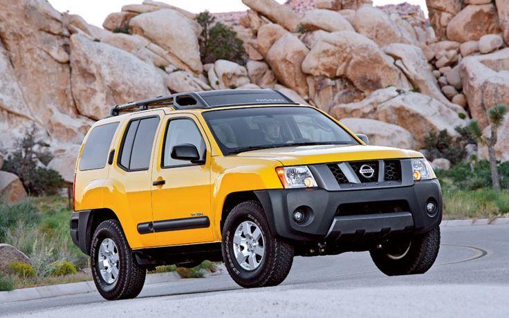 2007 Nissan Xterra X 4X2