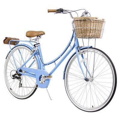 XDS Bikes Co. Women's Nadine 7-Speed Cruiser Bike & Reviews | Wayfair Supply