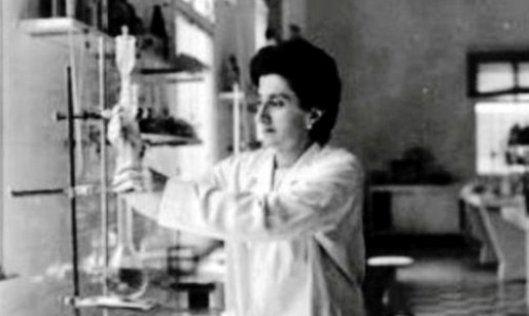 Búscame en el ciclo de la vida: 8. ELISA ALVAREZ, la descubridora del trago mortal...