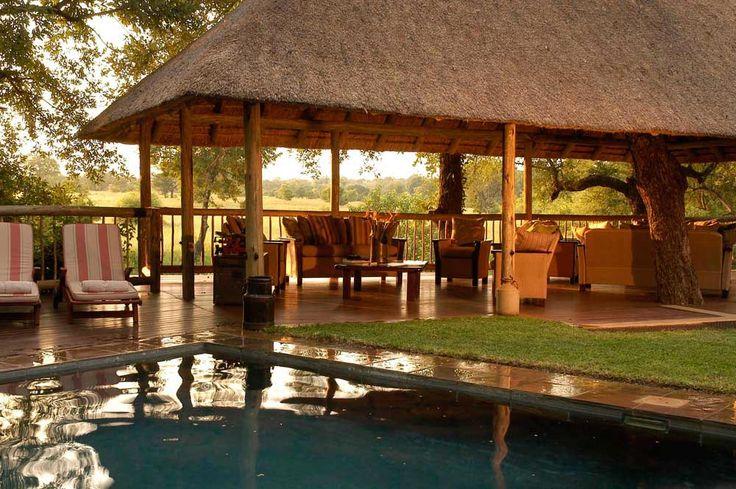 Selati Camp Pool and Deck