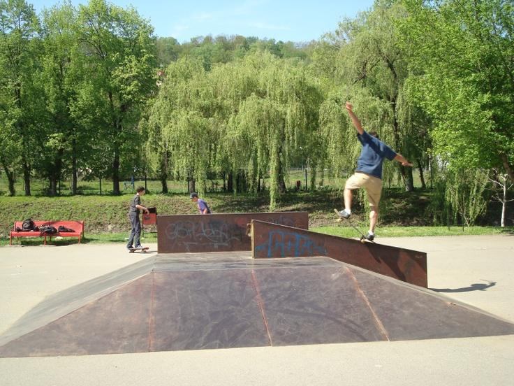 Skate in Mai - Resita