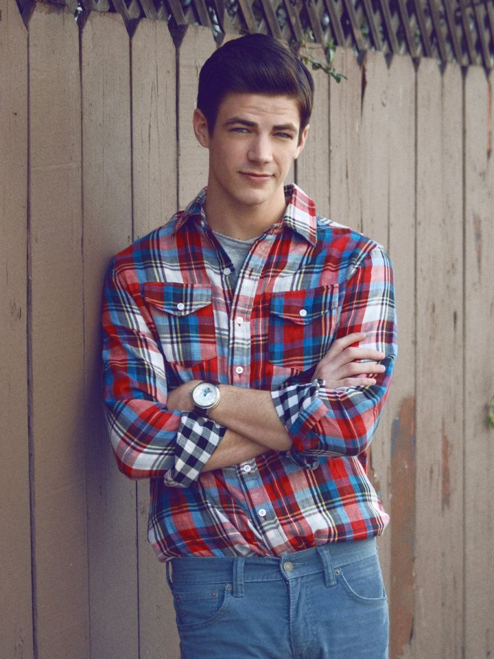 Grant Gustin aka Sebastian Smythe Another reason why I love Glee <3