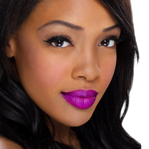 17 Best images about Purple Lipstick and Lip Gloss on ...